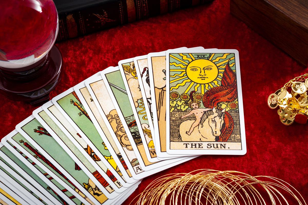 Tarot Cards for a Tarot Card Reading