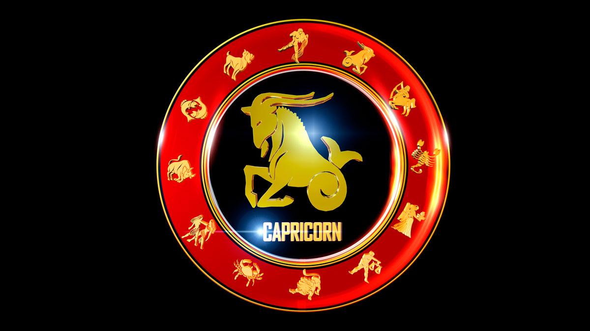 Capricorn Horoscope Zodiac Wheel