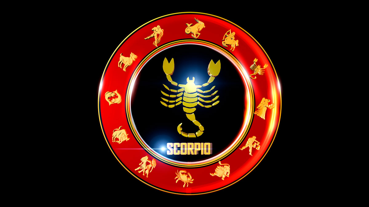Scorpio Horoscope Zodiac Wheel